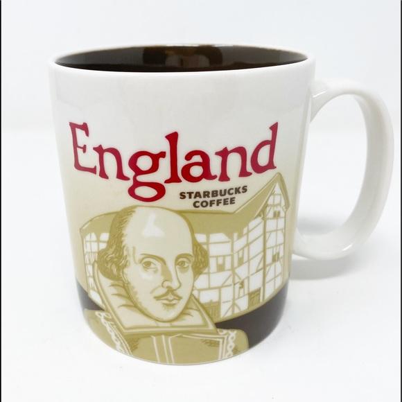 STARBUCKS Collectors Series Mug ~ England